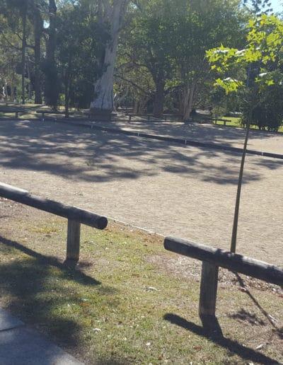 Brisbane Petanque Club Play Ground