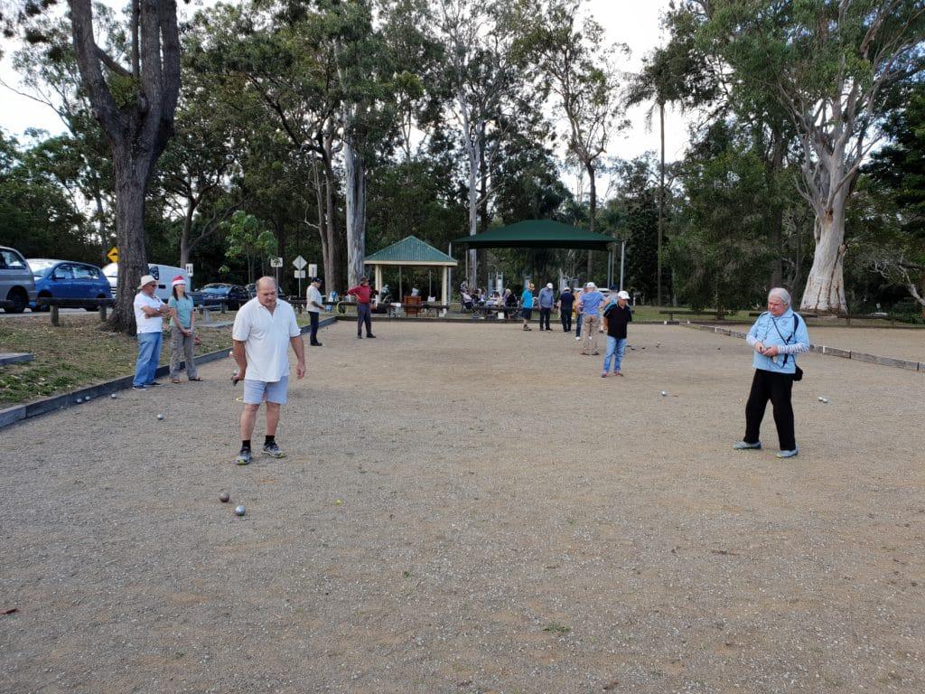 Brisbane Pétanque Club